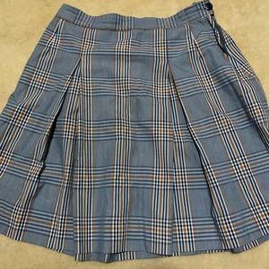 ❌SOLD❌school girl mini skirt